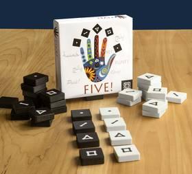 FIVE! - Das Spiel