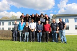 Teilnehmende am Workshop (es fehlt Meike Kurtz)